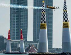 Odisea arranca las emisiones de la 'Red Bull Air Race', la Fórmula 1 del aire