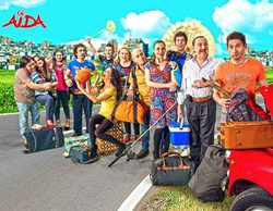 Telecinco repondrá el primer episodio de 'Aída' el próximo 1 de junio y emitirá su final definitivo el día 8
