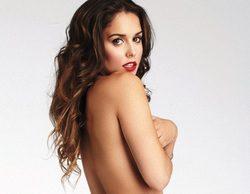 Laura Parejo ('Un príncipe para Laura') posa en ropa interior para FHM