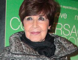 """Concha Velasco, enferma de cáncer: """"Voy a plantarle cara a la enfermedad con todas mis fuerzas"""""""