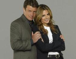 La sexta temporada de 'Castle' se despide de Cuatro con más de 1,5 millones y un share del 7,8%