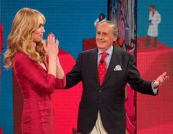 Jaime Peñafiel y Patricia Conde se reencuentran este jueves en 'Ciento y la madre'