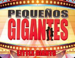 Telecinco pone en marcha la fase presencial del cásting del talent show 'Pequeños gigantes'