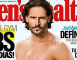 Joe Manganiello, el hombre lobo de 'True blood', presume de abdominales en la revista Men's Health