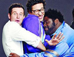 Correcto estreno para 'Undateable' en NBC