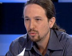 """Pablo Iglesias: """"Cuando la mayor parte de las TV son propiedad de corporaciones privadas se dan situaciones de déficit democrático"""""""