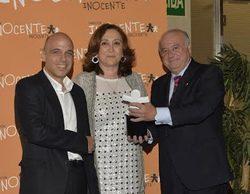 La Fundación Inocente Inocente otorga un premio especial a Zeppelin TV por su apoyo durante 20 años