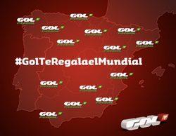 Gol Televisión esconde 20 abonos por toda España para ver el Mundial gratis