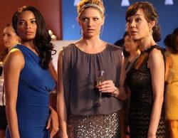 'Mistresses' mantiene los datos de su estreno con el arranque de su segunda temporada