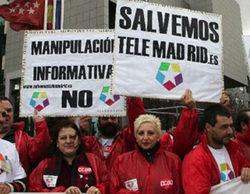 """El Tribunal Supremo considera """"no ajustados a derecho"""" los despidos de Telemadrid"""
