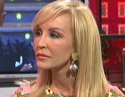 """Carmen Lomana: """"Necesité tomarme un año de descanso de Telecinco, se me difamó y calumnió salvajemente"""""""