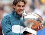Discovery MAX (6,8%) bate todas sus marcas tras anotar un 15,8% con la victoria de Rafa Nadal en Roland Garros