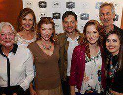 El reparto de la serie 'Everwood' se reúne con motivo del Festival de Televisión de Austin