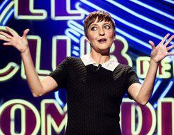 """Eva Hache: """"Las cosas fuera del teatro le van a dar muchísimo más interés a 'El club de la comedia'"""""""