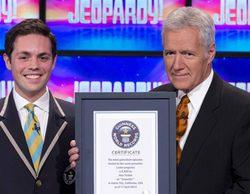 Alex Trebek, récord Guiness mundial tras presentar 6.829 programas de 'Jeopardy!' en EE.UU.