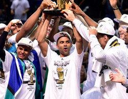 San Antonio Spurs gana la NBA ante 15,6 millones de espectadores