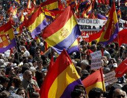 Casa Real muestra su malestar con TVE por hacerse eco de las manifestaciones por la república