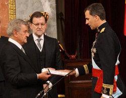 La proclamación del Rey Felipe VI reunió frente al televisor a 5,5 millones de espectadores y un 84,3% de cuota de pantalla