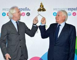 Mediaset España cumple diez años cotizando en Bolsa