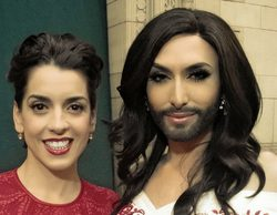 Ruth Lorenzo y Conchita Wurst, pregoneras del Madrid Orgullo Gay 2014