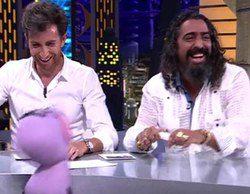 La efusiva aparición de Diego El Cigala en 'El Hormiguero' desata las redes sociales