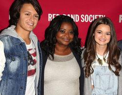 Los actores de 'Red Band Society' recorren Estados Unidos para promocionar el estreno