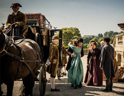 El Bélgica-EEUU (27,2%) y su prórroga (37%) dejan sin opciones al estreno de 'La muerte llega a Pemberley' (11,2%)