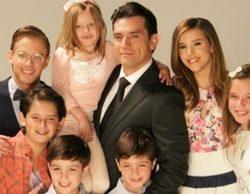 'Mi corazón es tuyo', la adaptación de 'Ana y los 7', se estrena en México con un gran 22.8% de rating