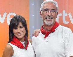 Elena S. Sánchez y Javier Solano repiten al frente de la programación especial de TVE durante los San Fermines