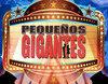 Angy, Joaquín Prat, Marbelys Zamora, Adrián Rodríguez y Melody, rostros famosos en 'Pequeños gigantes'