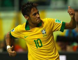 El partido Brasil-Colombia arrasa en Telecinco con más de 6 millones de espectadores