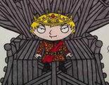 Un dibujante caracteriza a los personajes de 'Padre de familia' como a los de 'Juego de tronos'