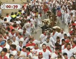 El primer encierro de San Fermín reúne a 1,6 millones (64%) en La 1