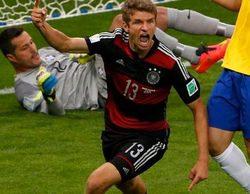 La semifinal Brasil-Alemania se convierte en la emisión más vista de la historia de Alemania