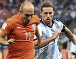 Argentina se convierte en finalista en la tanda de penaltis ante más de 9,8 millones (68,1%)
