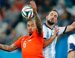 El Holanda-Argentina se convierte en lo más visto en la historia de los Países Bajos