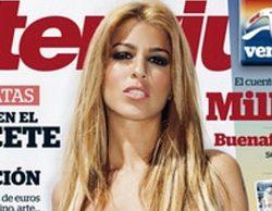 Oriana Marzoli, exconcursante de 'Supervivientes' y 'Mujeres y hombres', muestra sus nuevos pechos en la portada de Interviú