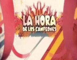 'La hora de los campeones' no pasa del 2,6% tras el final del Mundial en el late night de Energy