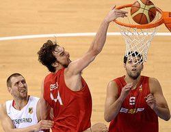 Teledeporte emitirá los amistosos de la selección española antes del Mundial de Baloncesto España 2014