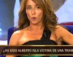 María Patiño lidera en su debut al frente del 'Deluxe' con un magnífico 20,7%