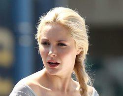 """Primeras imagánes de Georgina Haig como Elsa, de """"Frozen"""", en 'Once Upon a Time'"""