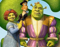 """""""Shrek Tercero"""" arrasa en FDF con un impresionante 6,9%"""