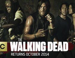 'The Walking Dead' lanza el cartel promocional de su quinta temporada para la Comic-Con