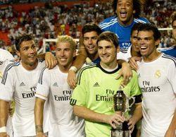 El Real Madrid se enfrentará al Inter de Milán, Manchester United y Roma en Telecinco