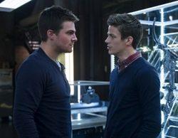 Desvelados nuevos detalles del crossover entre 'Arrow' y 'The Flash'