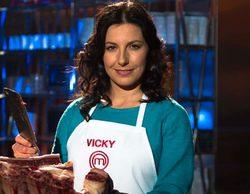 Vicky, ganadora de 'MasterChef 2'