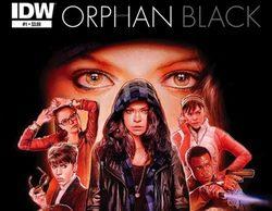 'Orphan Black' tendrá su propia serie de cómics a partir de 2015