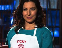 """Vicky, ganadora de 'MasterChef 2': """"Entregar los platos es como un orgasmo. Es inexplicable"""""""