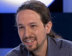 """Pablo Iglesias: """"Jamás me han llevado a TVE porque se ha convertido en el cortijo del PP"""""""