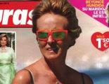 Mercedes Milá luce bikini en la revista Lecturas